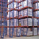 Lagerinredningar och lagerhyllor